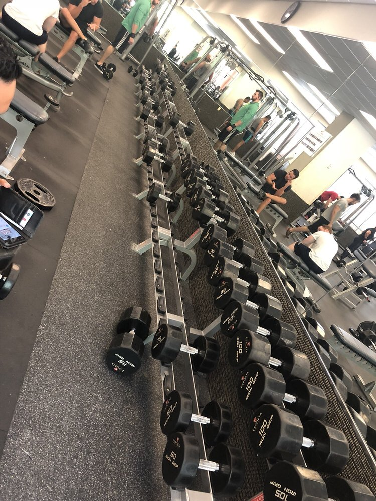 La Fitness Downtown Athletic Minded Traveler